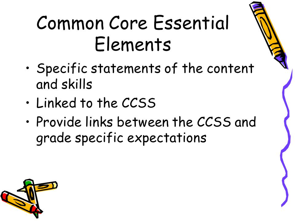 More importantly, the CCEE focus on more reasonable expectations for students with significant disabilities.