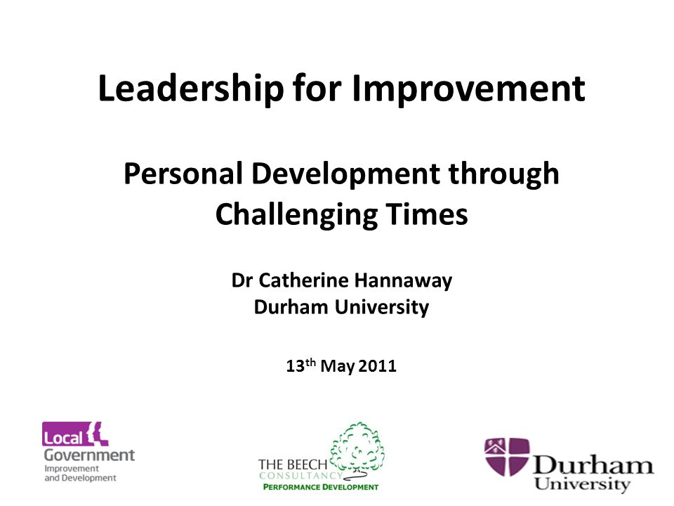 Leadership and Management - definitions Leadership is showing the way-showing what to do next.