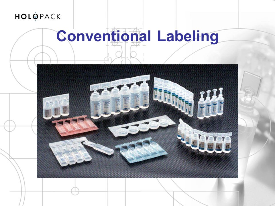 Packaging With BFS