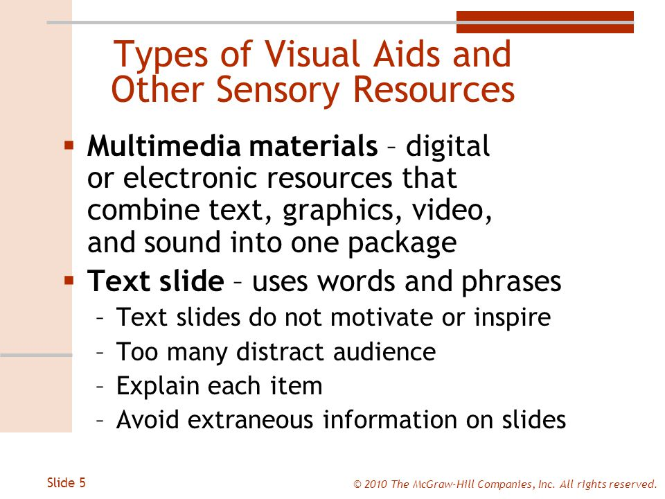 Slide 16 © 2010 The McGraw-Hill Companies, Inc.All rights reserved.