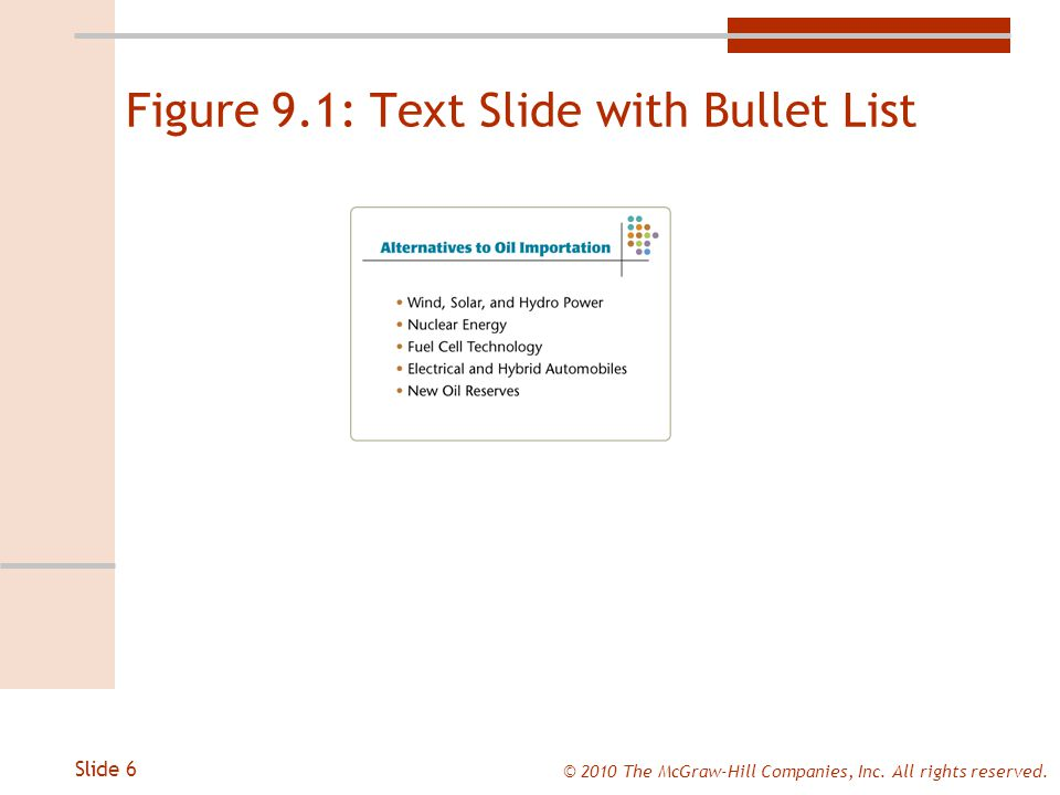 Slide 17 © 2010 The McGraw-Hill Companies, Inc.All rights reserved.