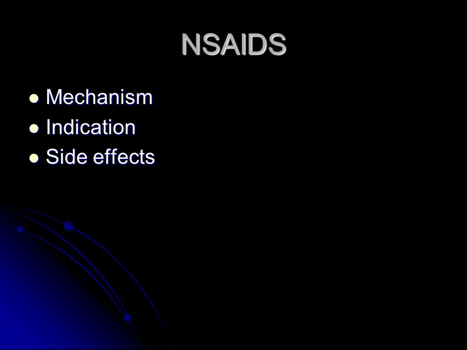 """True"" Analgesic NSAIDS NSAIDS Opioids Opioids Local agents Local agents"
