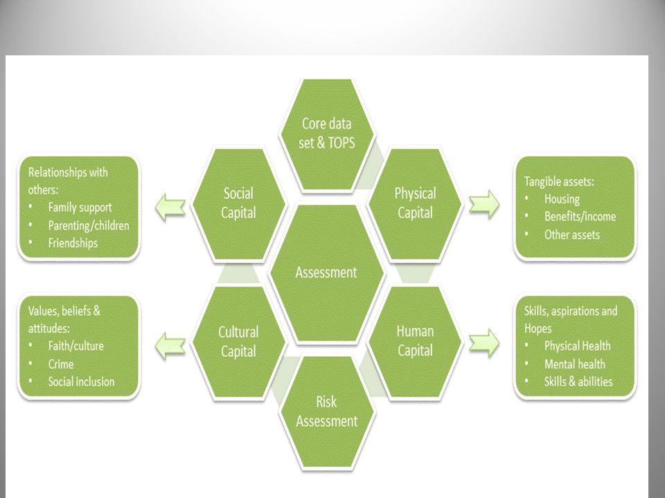 Structural Factors in Service Delivery: R e c o v e r y O r i e n t e d A s s e s s m e n t s