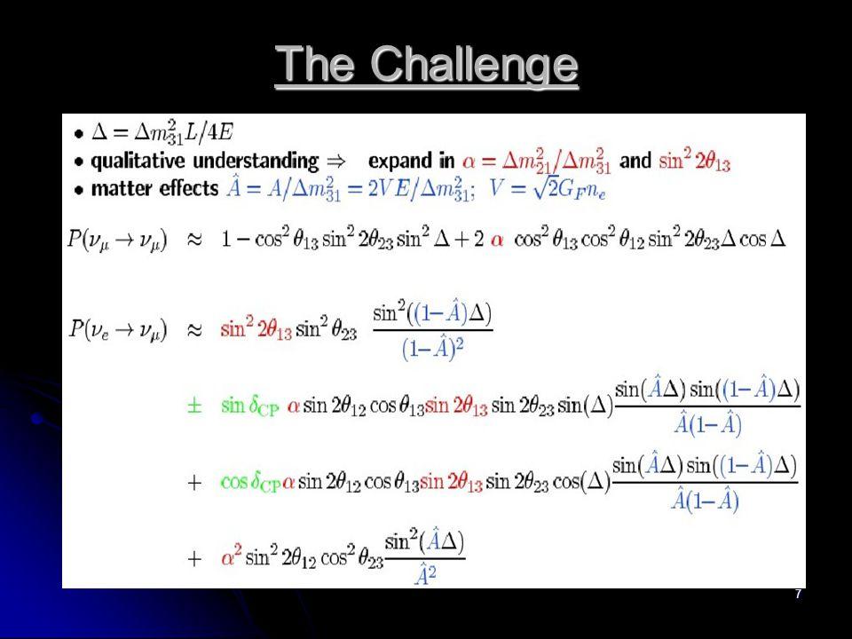 7 The Challenge
