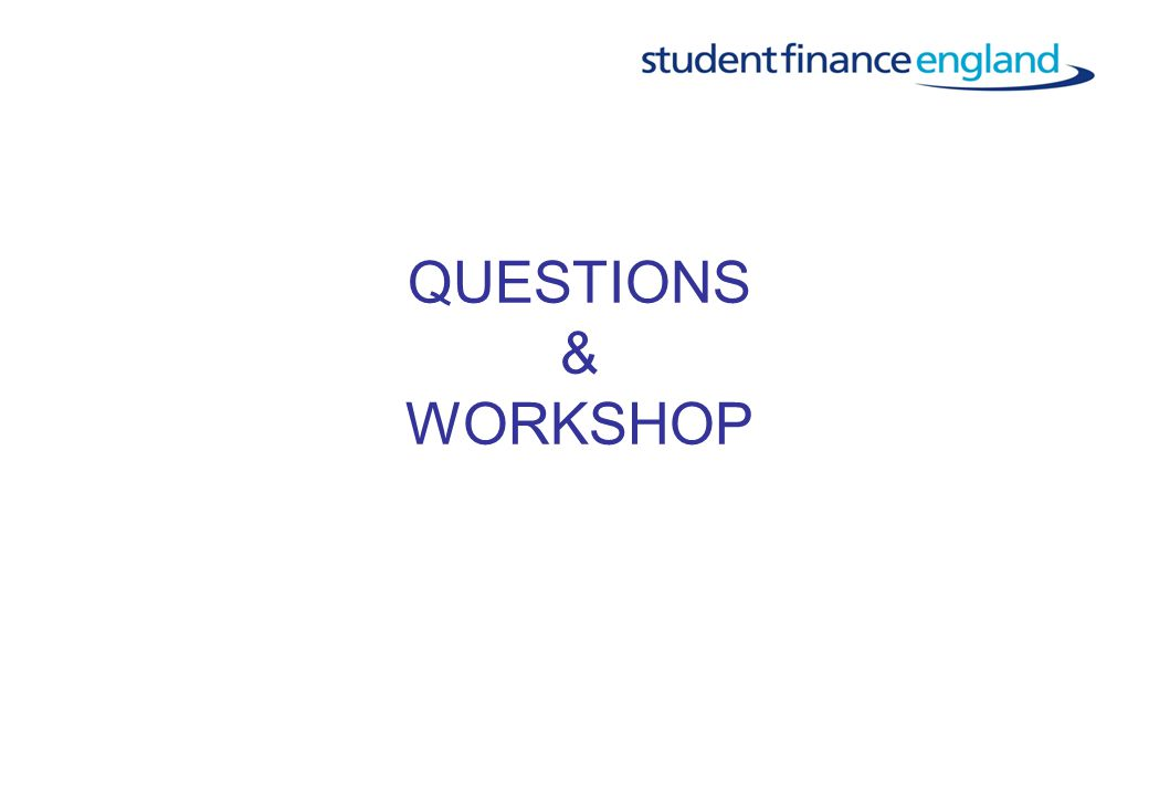 QUESTIONS & WORKSHOP