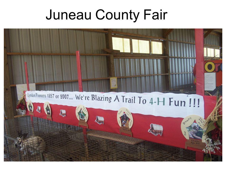 Juneau County Fair