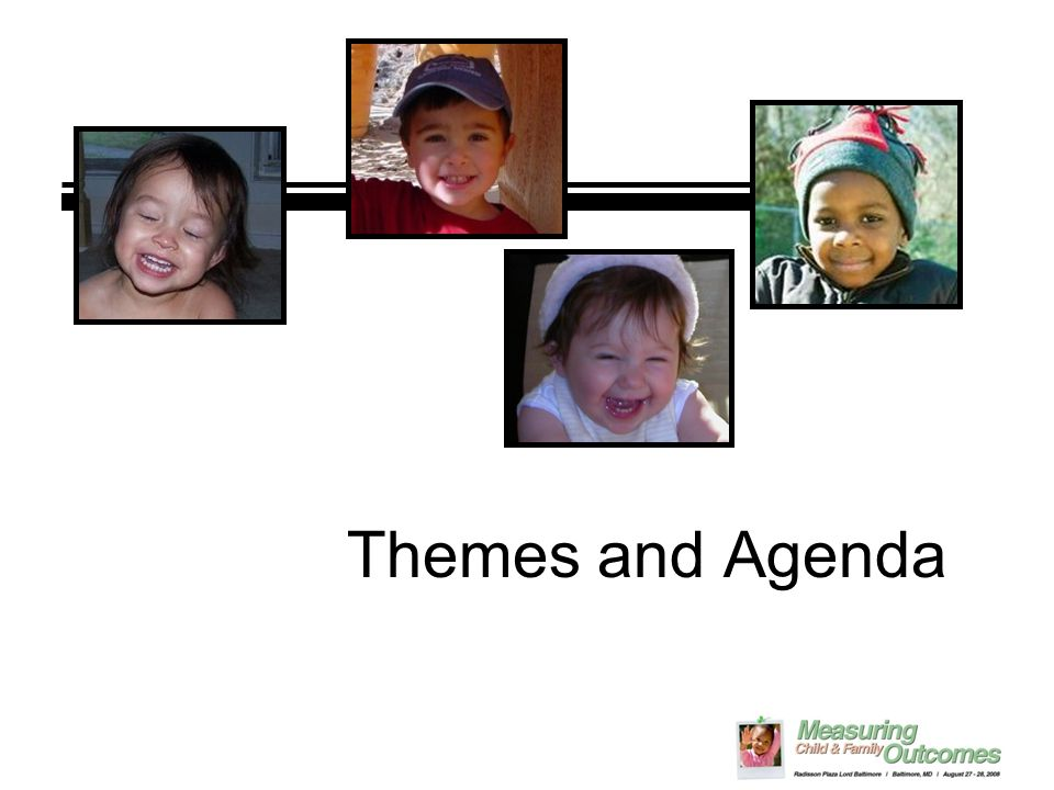 Themes and Agenda
