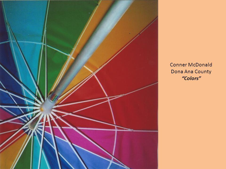 Conner McDonald Dona Ana County Colors
