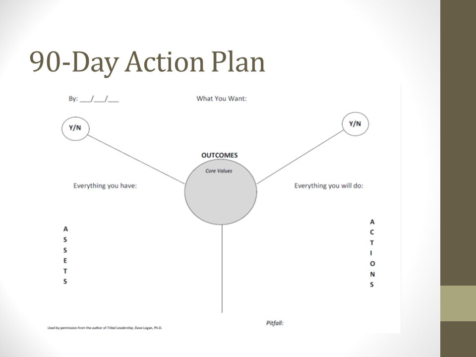 90-Day Action Plan