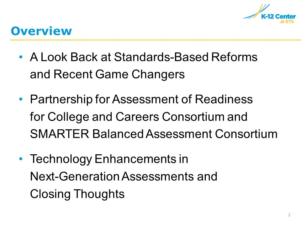 The SMARTER Balanced Assessment Consortium SBAC 33