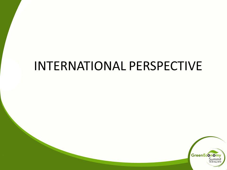 INTERNATIONAL PERSPECTIVE