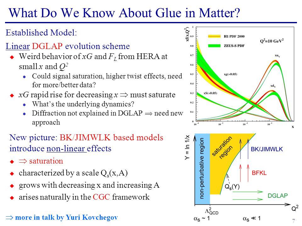 28 γ*γ* eA vs pA: similarities and differences  DIS: γ*γ*γ*γ* Factorized expansion in all powers of Q s /Q  pA: ggg g  General hadronic factorization fails at the power of 1/Q 4  A 1/3 enhanced terms should be factorized to all powers of 1/Q 2 Jianwei Qiu, Workshop on Future Opportunities in QCD, SURA offices, Washington DC, Dec '06