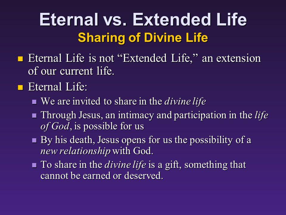Eternal vs.
