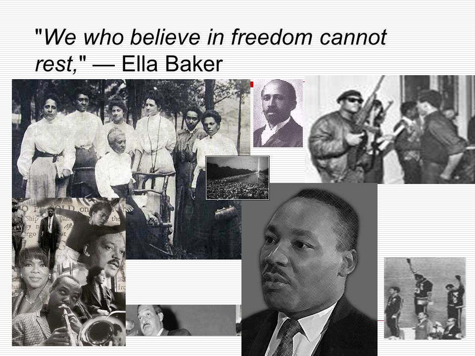 Madam C. J. Walker: Philanthropy and Civil Rights
