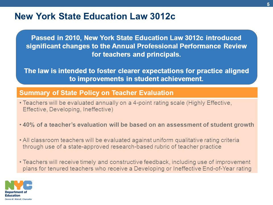 Assessment TypeExample (K-5)Target Population Options* State Assessments 4-5 Math and ELA State Assessments Individual Grade School 3 rd Party Assessments Performance Series Individual School NYC Performance Assessments New.