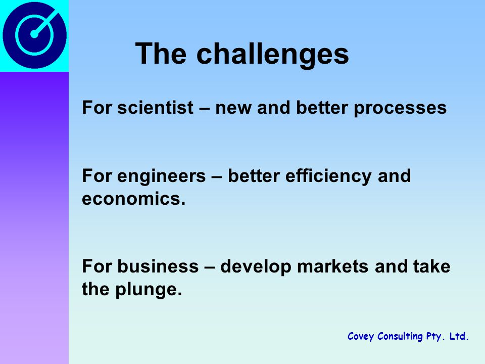 Covey Consulting Pty. Ltd.