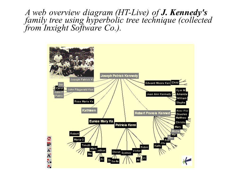 A web overview diagram (HT-Live) of J.