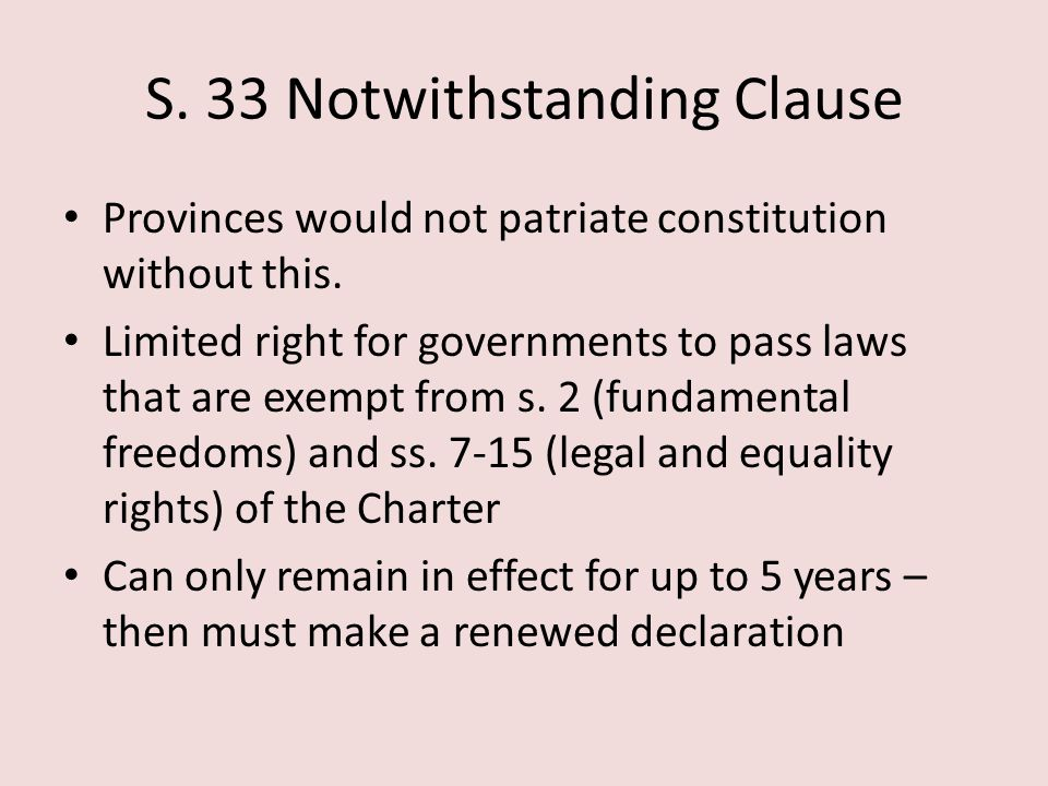 Response: There is no evidence that the judges of the Supreme Court have used the Charter to increase their own power at the expense of Parliament and the elected legislatures What do you think?
