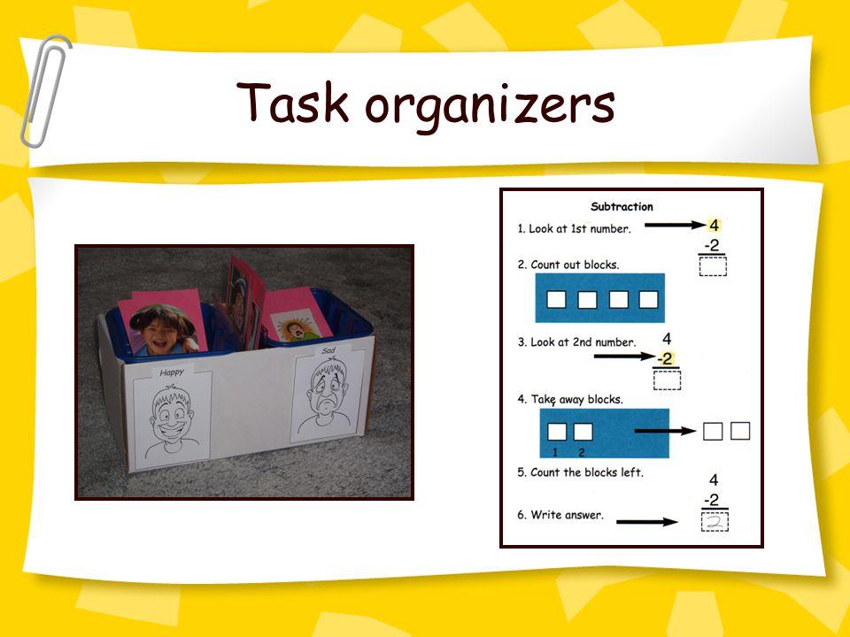 Task organizers