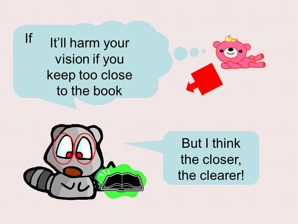 Tip Two: Keep Proper Distance Hi!