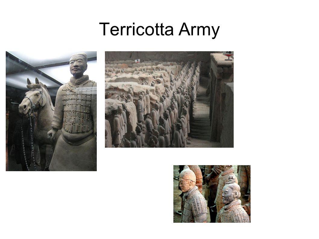 Terricotta Army