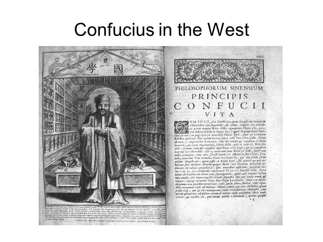 Confucius in the West