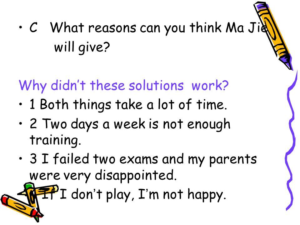Skills building 2: breaking a big question into smaller ones a big question How can I improve my grades?
