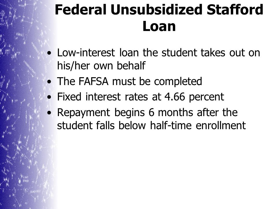 Employment on campus Not based on financial need Not part of financial aid award Similar wages and hours to Federal Work- Study Non Work-Study