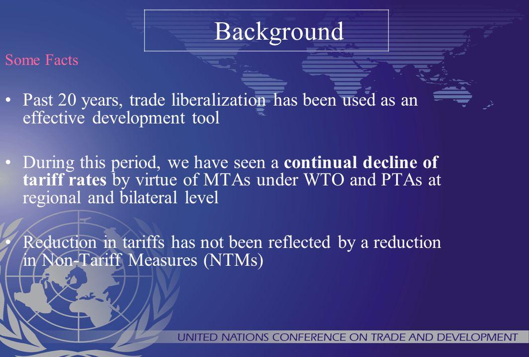 36 Old Classification overview Quantity Control Measures Non-Automatic licensing Quotas Prohibitions Export restraint arrangements Enterprise specific restrictions