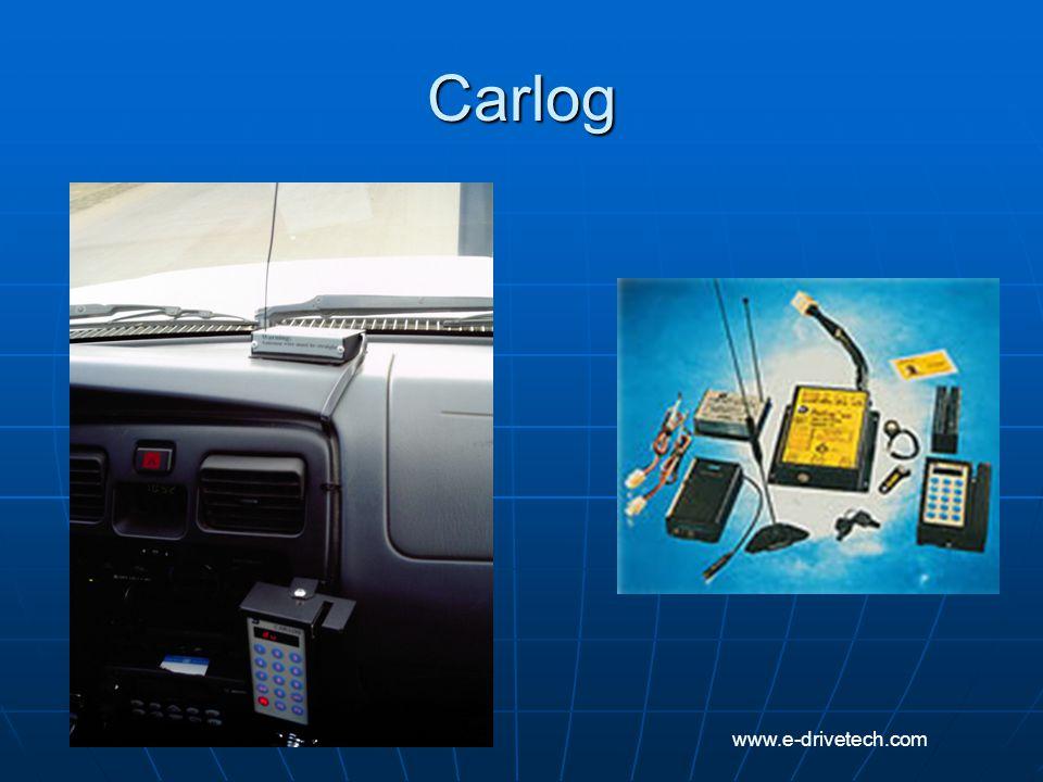 Carlog www.e-drivetech.com
