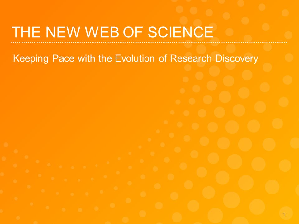 MILLIONS OF WEB OF SCIENCE RECORDS 12 SCIENCE CITATION INDEX EXPANDED 41.2 million records 1900-present SOCIAL SCIENCES CITATION INDEX 7.9 million records 1900-present ARTS & HUMANITIES CITATION INDEX 4.6 million records 1975-present CONFERENCE PROCEEDINGS CITATION INDEX 8.2 million records 1990-present BOOK CITATION INDEX 977,000+ records 2005-present CURRENT CHEMICAL REACTIONS 212,500+ records 1985-present INDEX CHEMICUS 337,000+ records 1993-present DATA CITATION INDEX 3.4 million records 1835-present CURRENT CONTENTS CONNECT 18.1 million records 1998-present BIOSIS CITATION INDEX 22.8 million records 1926-present ZOOLOGICAL RECORD 4 million records 1864-present MEDLINE 22 million records 1950-present DERWENT INNOVATION INDEX 22.9 million basic inventions 1963-present CHINESE SCIENCE CITATION DATABASE 3.6 million records 1989-present NEW: SciELO CITATION INDEX 317,000+ records 2002-present COMING IN 2014: KOREAN JOURNAL DATABASE And more… Counts as of October 2013