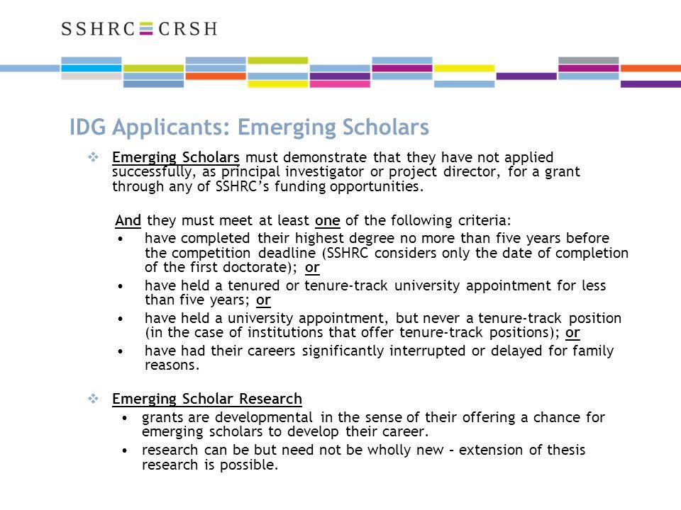 SSHRC CCV Instructions 26 http://www.sshrc-crsh.gc.ca/funding-financement/forms- formulaires/instructions/ccv-eng.aspx Mandatory and non mandatory information