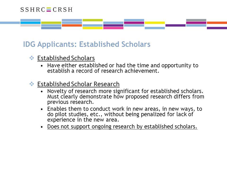Social Sciences and Humanities Research Council of Canada Conseil de recherches en sciences humaines du Canada Insight Development Grants Application Process SSHRC's Research Portal and Canadian Common CV 17