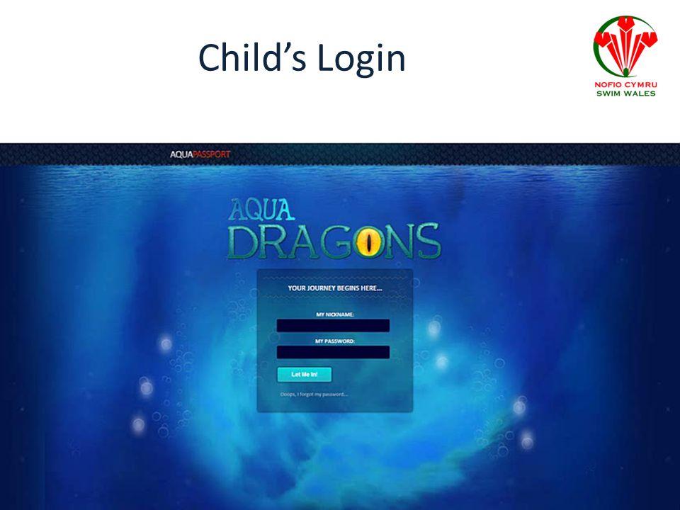 Child's Login