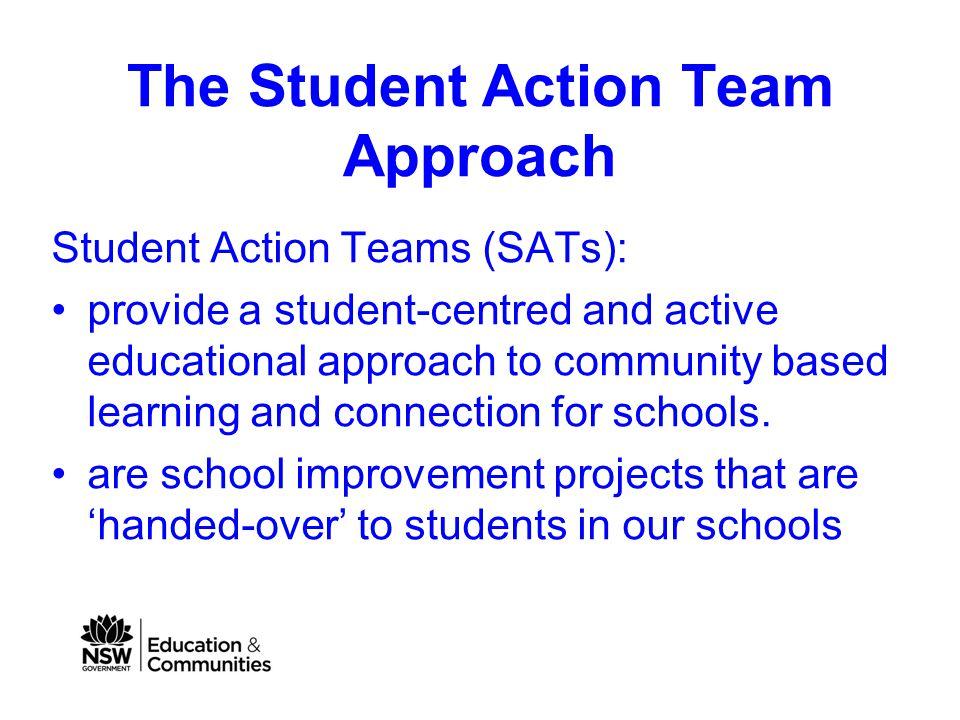 More information Student.leadership@det.nsw.edu.au