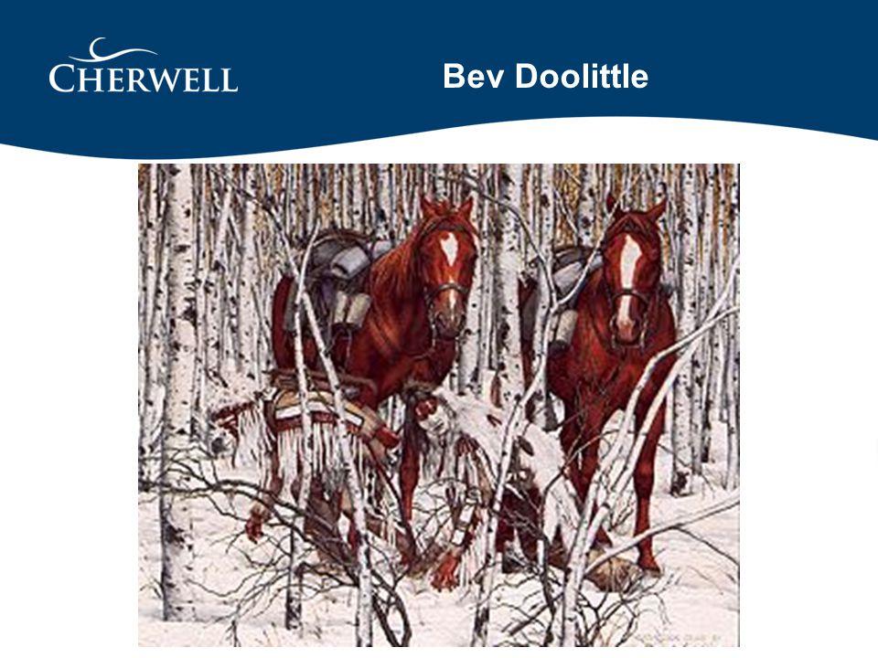 Bev Doolittle