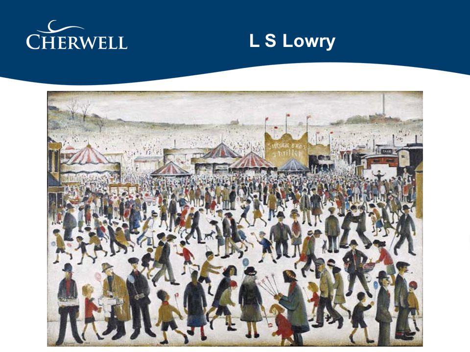 L S Lowry