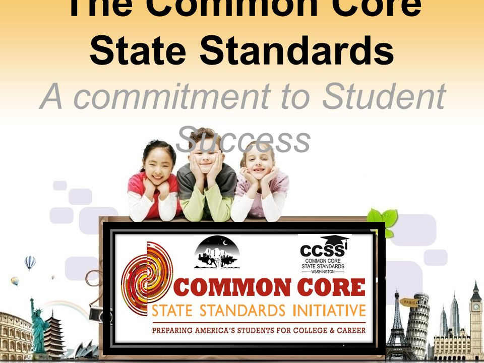  Common Core Background  Areas of Focus & Shifts of Common Core Shifts –Mathematics –English/Language Arts  Smarter Balanced Assessment  Parent Resources Presentation Targets