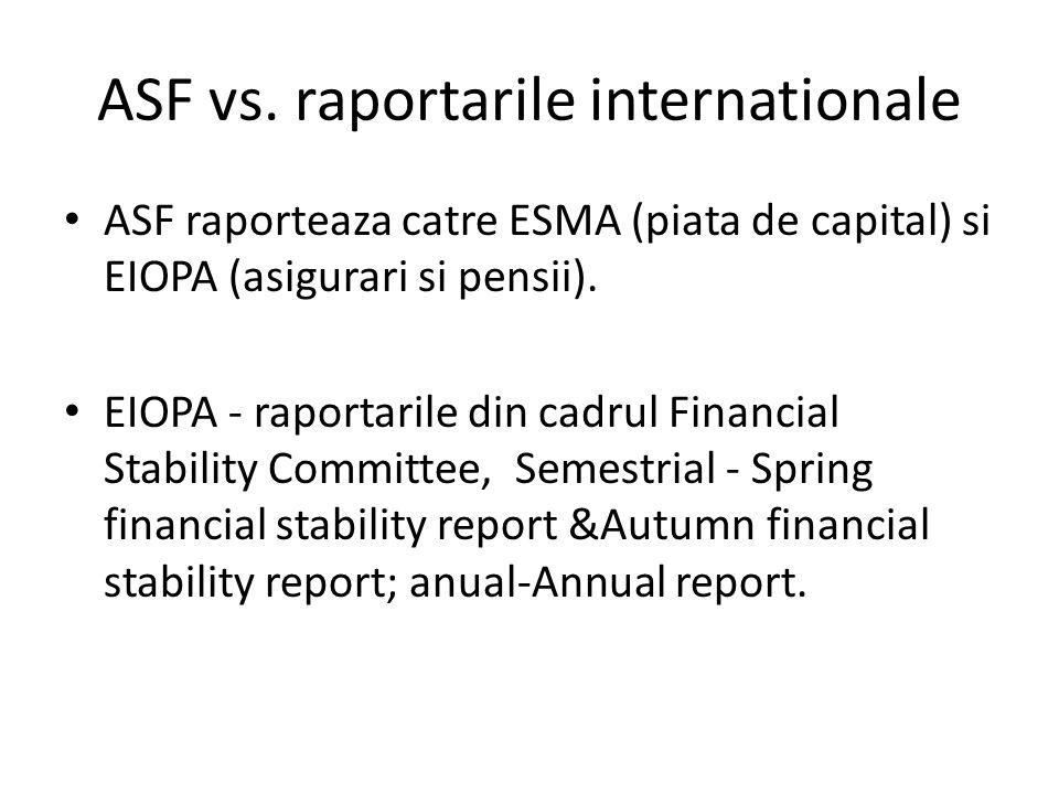ASF vs.