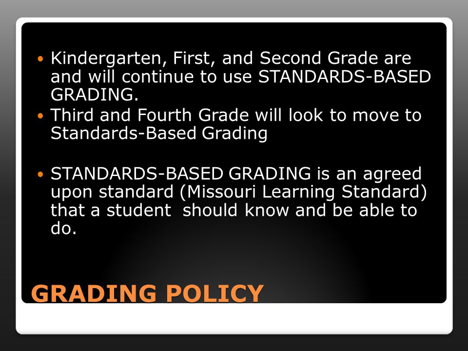 OUR WORK IS A TEAM APPROACH Students will not change classes for reading.