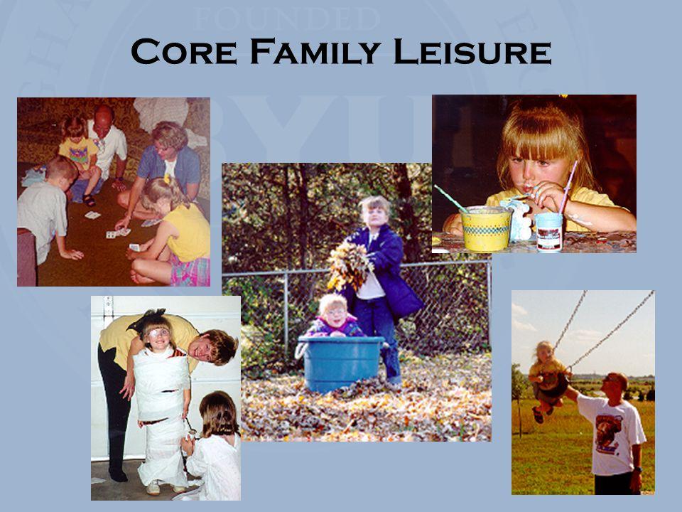 Core Family Leisure