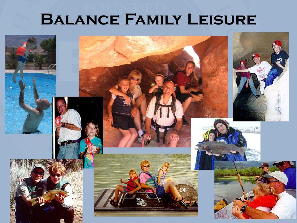 Balance Family Leisure