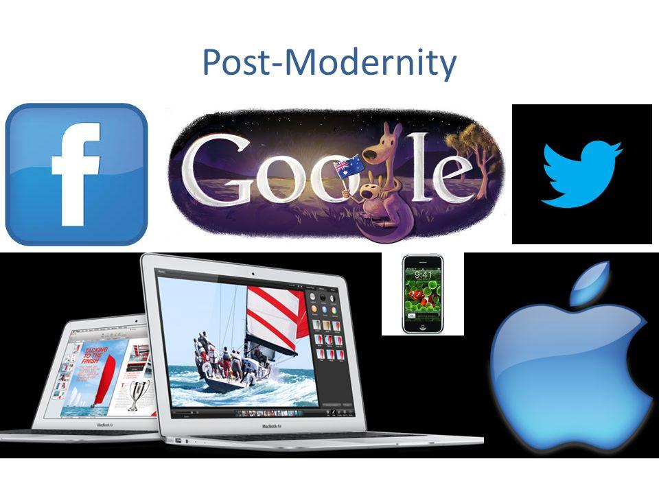 Post-Modernity