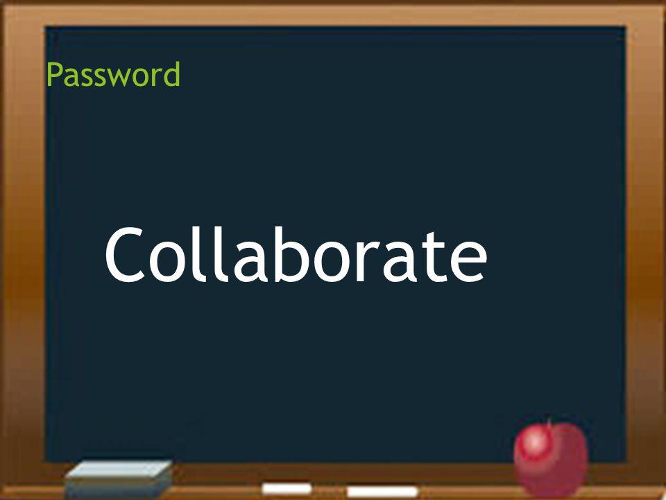 Password Collaborate