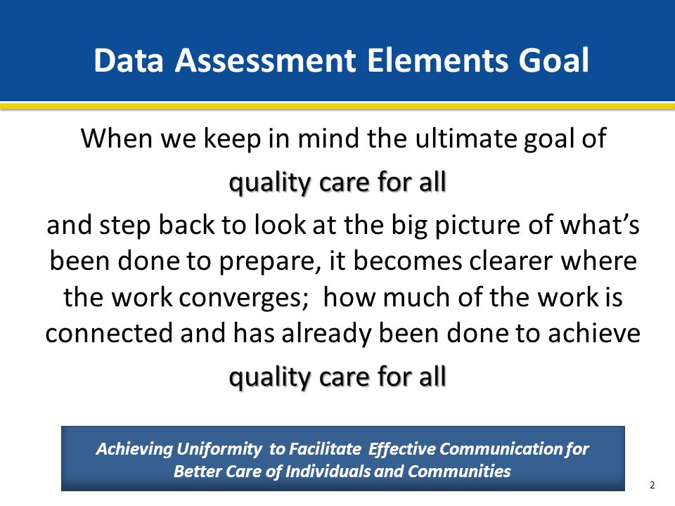 Align measures with the National Quality Strategy and Six Measure Domains Implement measures that fill critical gaps within the six domains Develop parsimonious sets of measures - core sets of measures Remove measures that are no longer appropriate (e.g., topped out) Align measures with external stakeholders, including private payers and boards and specialty societies Continuously improve quality measurement over time Align measures across CMS programs whenever and wherever possible CMS Vision for Quality Measurement 23