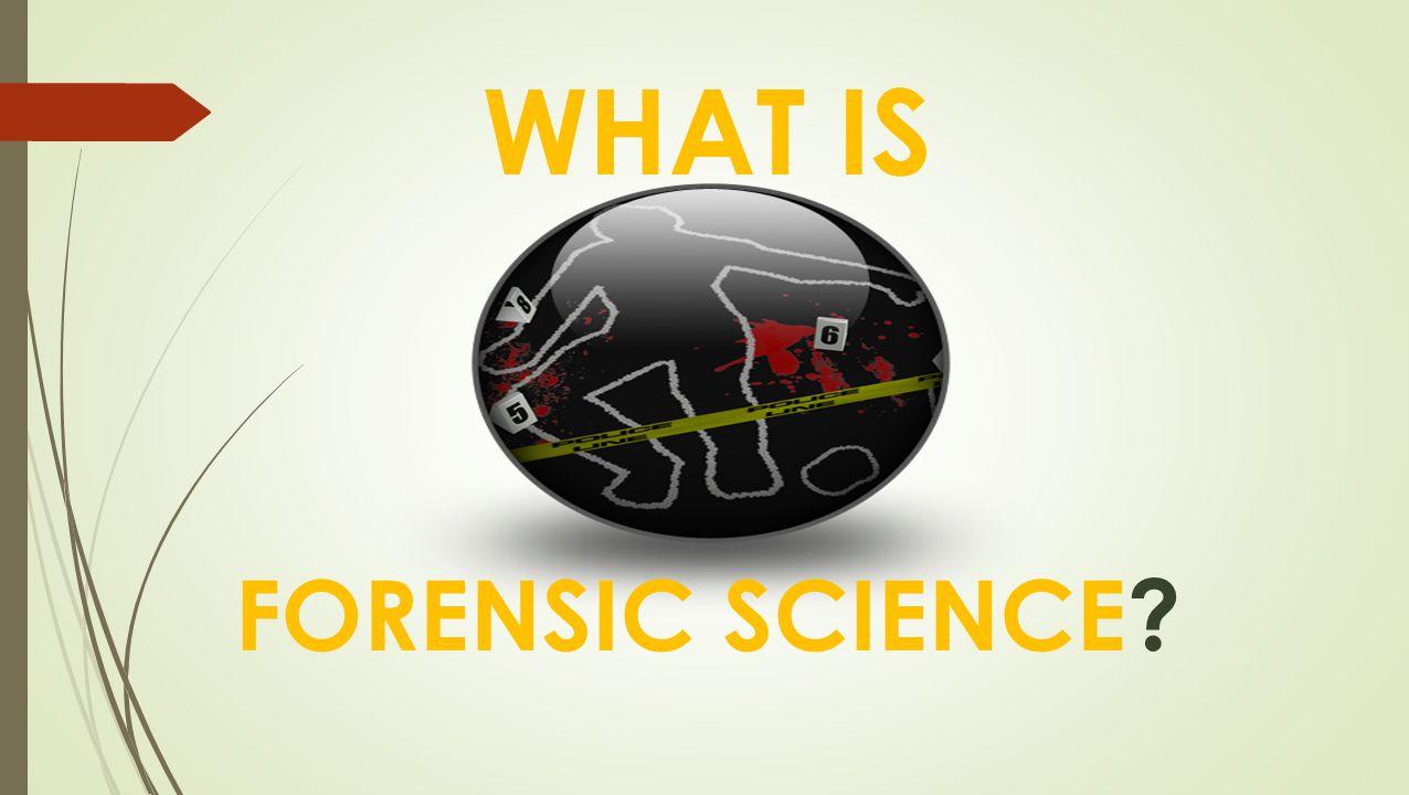 IT IS NOT CSI !!!