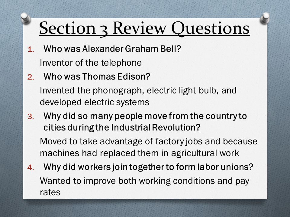Section 4 Review Questions 1.Who was Maximilien Robespierre.