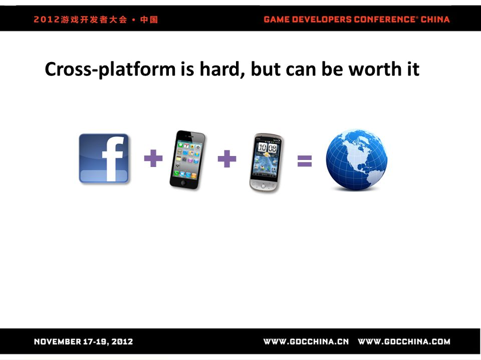 Cross-platform is hard, but can be worth it