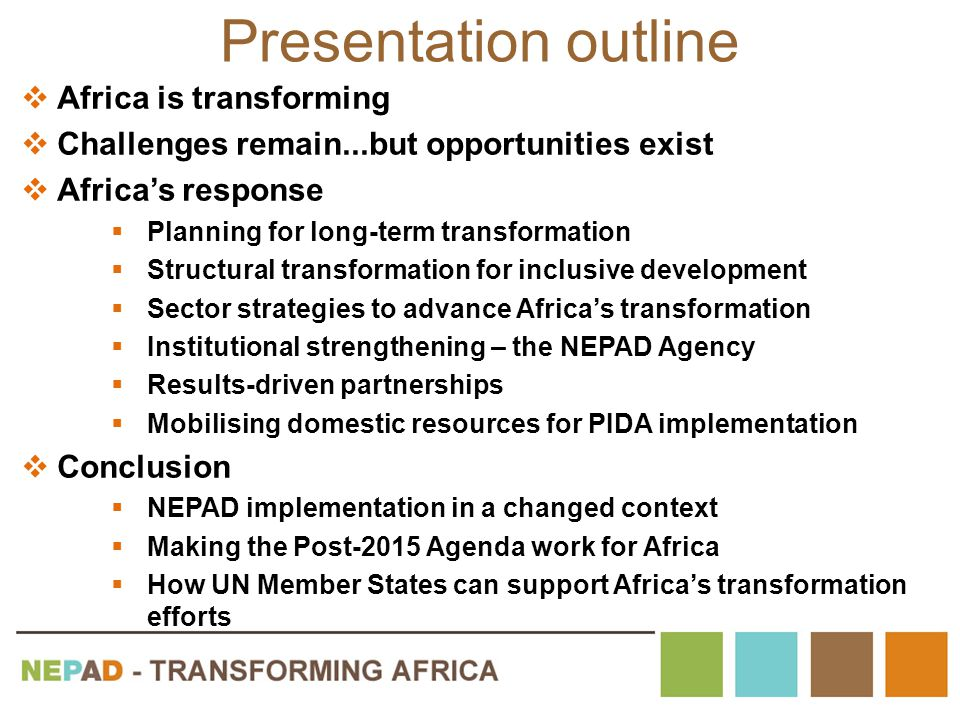 Africa is transforming… 2000 2010 2013