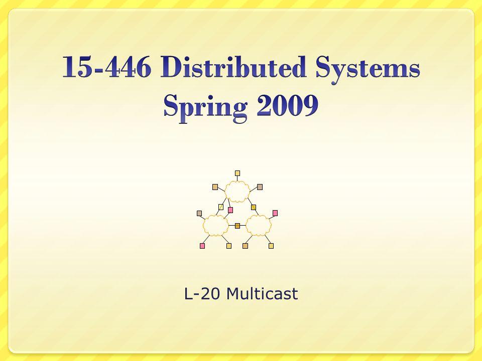 L-20 Multicast